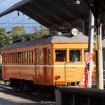 日本最古級の電車