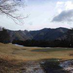雪見ゴルフ